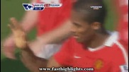 Manchester United vs Fulham 09.04.2011 - 2nd Goal