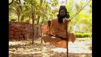 Тайната на левитацията в Индия