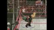 Trish Vs Beth wwe game 2010 Raw Vs Smack Down