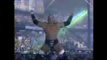 Summerslam2007 - Triple H Return