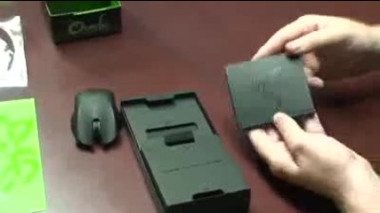 Razer Orochi Unboxing - The Worlds First Gaming Notebook Mouse