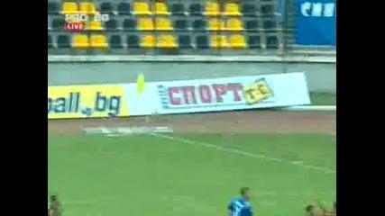 Миньор - Левски 0:2