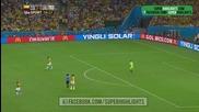 1/8 финал: Колумбия 2 – 0 Уругвай // F I F A World Cup 2014 // Colombia 2 – 0 Uruguay // Highlights