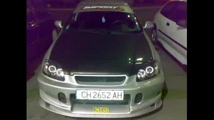Honda Fanclub Sliven Trailer