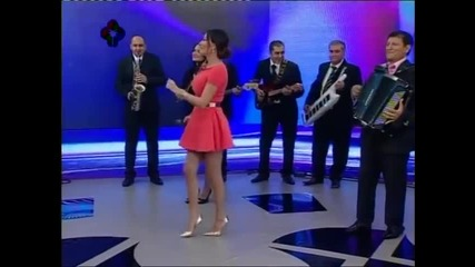 Ceca - Da raskinem sa njom - Novogodisnji program - (TV Palma Plus 2013)