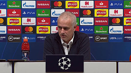 UK: 'Your question is out of order!' - Mourinho snaps at journo after Leipzig loss