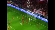 Гол на Фернандо Торес срещу Баерн Мюнхен