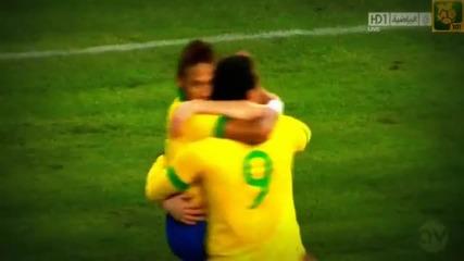 Бразилия 2:2 Италия /21.03.2013/