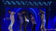 Live _ Shinee - Run It (chris Brown)