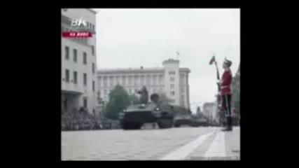 Военен Парад 6 Май 2008 (част 2)
