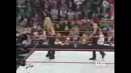 Wwe Поздрав За Триш И Лита Ден Денa На Raw