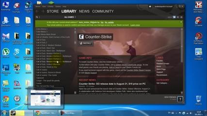 How to w/ Realgamer - Всички игри от steam безплатно !!!