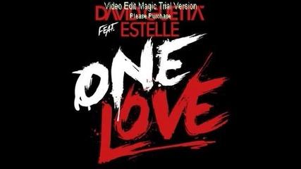 David Guetta feat. Estelle - One Love (dj Chuckie & Fatman Scoop Remix)
