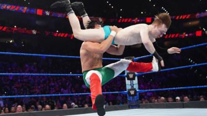 Gentleman Jack Gallagher vs. Angel Garza: WWE 205 Live, Nov. 15, 2019