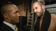 Cesaro Qualifies - Raw Fallout - June 9, 2014