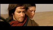 Принцът на Персия - зад кадър - Дастан