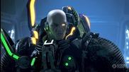 Превод! Dc Universe Online - Cinematic Trailer hq