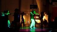 Танцовото шоу на откриването на On! Fest (4g)