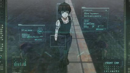 [ Bg subs ] Psycho-pass The Movie Част 2