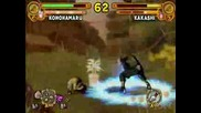Naruto Ultimate Ninja 3 - Всички Герой 1