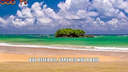 Музика за Плоската Земя - Earth Not A Globe by Amber Plaster
