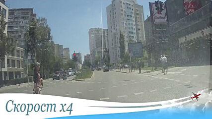 """""""МОЯТА НОВИНА"""": Нагло на червен светофар"""