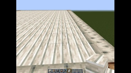 Minecraft Creative World ep.1: Брезова къща.