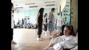Репетиция За Хип Хоп Спектакъл Енергията The Center Танц Агресия