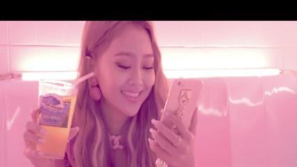 Hyolyn - One Step Feat. Jay Park Mv