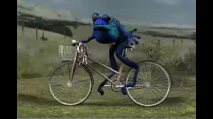 песента на жабите