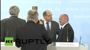 Germany: European ministers 'want results' at EU Agriculture Council meeting
