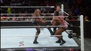 Big E vs. Titus O'neil: Wwe Superstars, July 3, 2014
