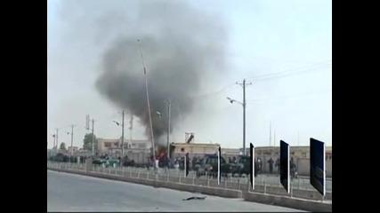 Двама души убити при нападение на военна база в Афганистан