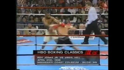 Roy Jones Jr срещу Virgil Hill