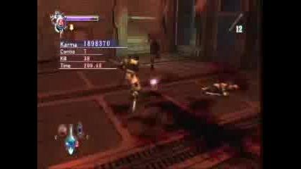 Ninja Gaiden Sigma Normal Karma Run 3