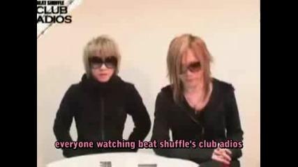 Beat Shuffle Club Adios Feat Ruki X Uruha [2008].avi