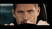 Furious 7! В памет на Paul Walker- Wiz Khalifa - See You Again ft. Charlie Puth