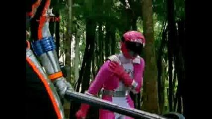 Power Ranger Operation Overdive Ep 21
