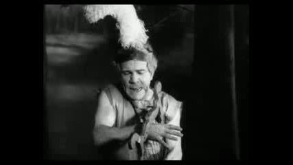 Billy Merson Пее дездемона (1927).