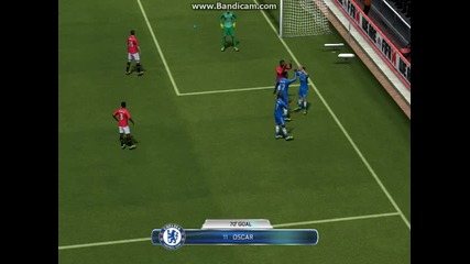 Fifa 2014 Manchester United vs Chelsea part 2