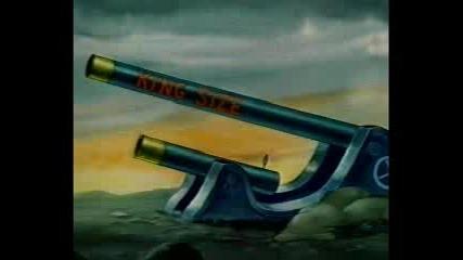 Tex Avery - Blitz Wolf