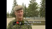 Army programme.военна програма за Канадски индиянци.