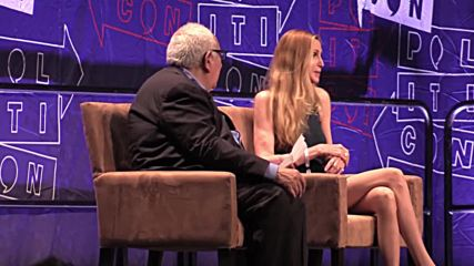 USA: Ann Coulter discusses Trump's wall, 'the illegals' at Politicon
