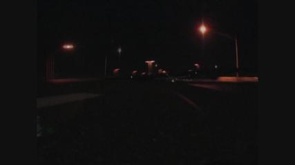 360 км/ч в града с Lamborghini Murcielago (hd)
