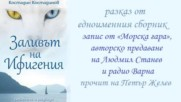 Костадин Костадинов - Заливът на Ифигения разказ