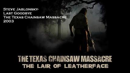 """Музиката на Стийв Джаблонски към """" Тексаското Клане """""""