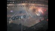 Откриване на стадион Олимпийски в Киев