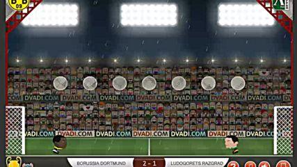 Football Heads 2014-2015 Champions League ep. 2