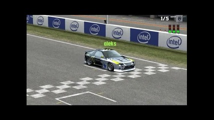 live for speed gameplay