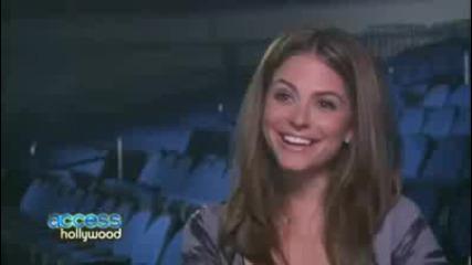justin bieber : access hollywood interviu noemvri 2010